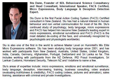 Stu Dunn Profile