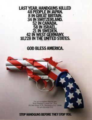 Some scary gun statistics