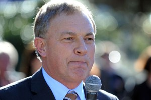 What is Phil Goff's expression?